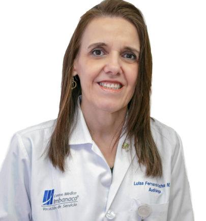 Dra. Luisa Fernanda Ochoa