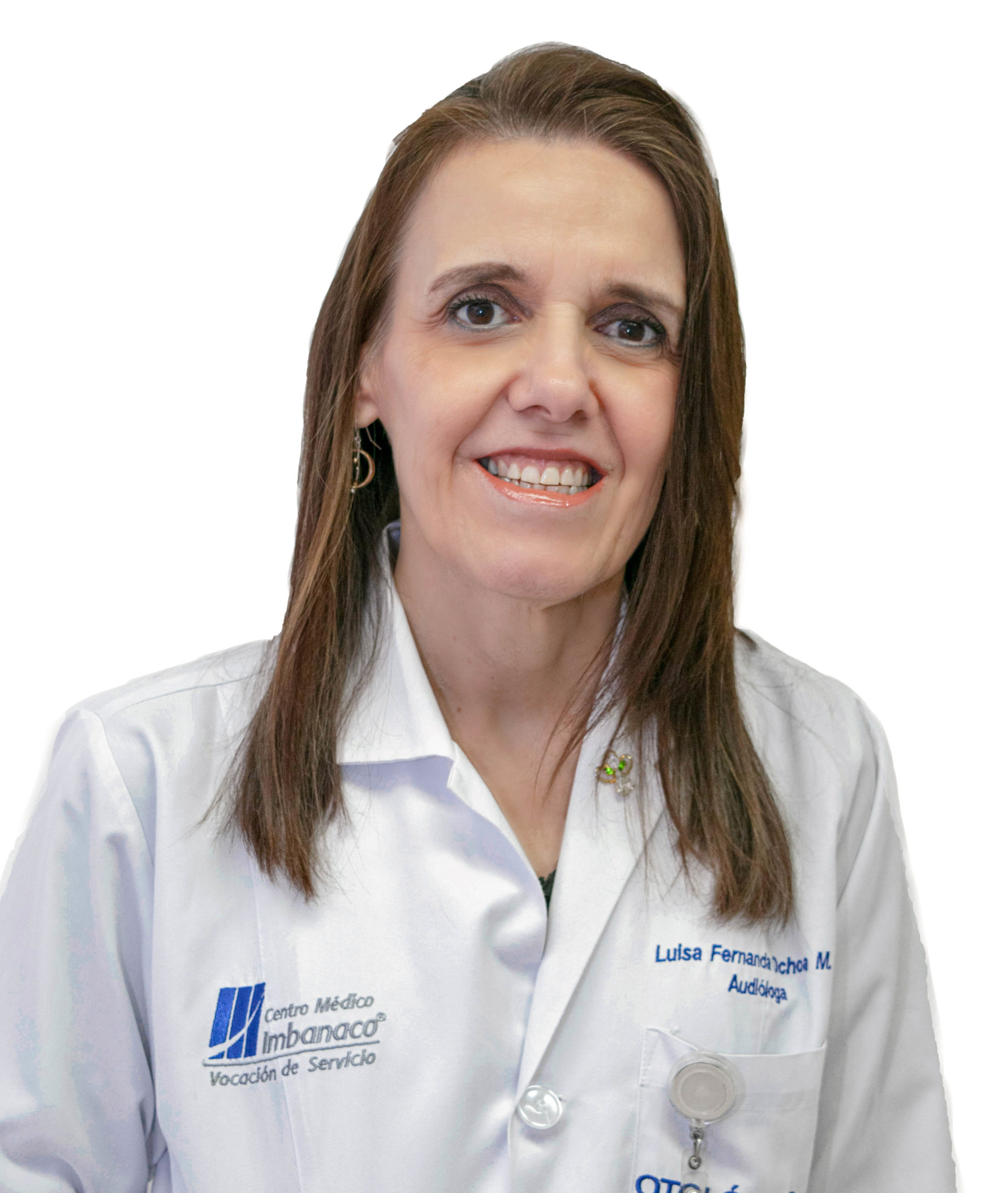 Audiologa Otologico Luisa Fernanda Ochoa Martinez