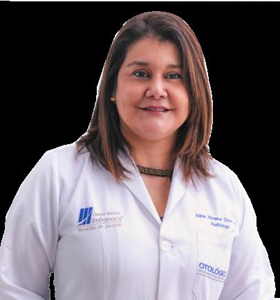 Dra. Edna Ximena Galarza