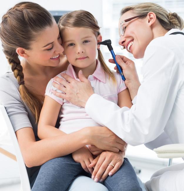 Salud auditiva infantil